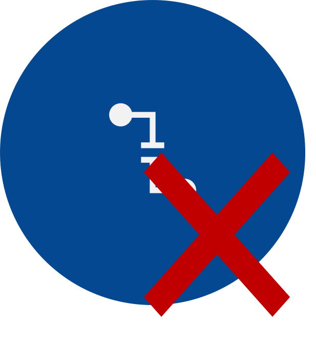 Fragmented Solution Icon